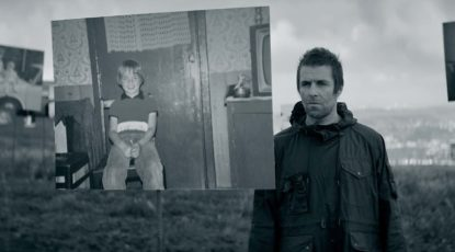 "LIAM GALLAGHER ""ONE OF US""1"